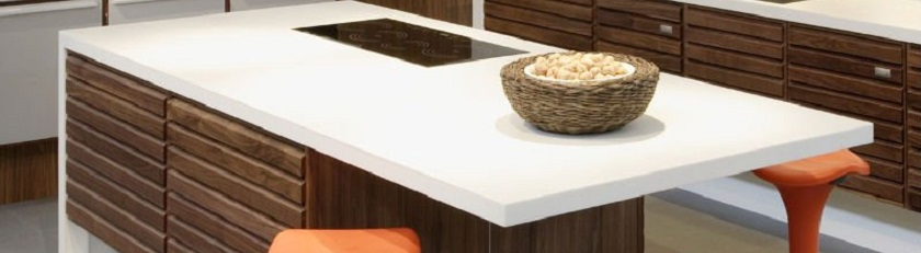 ARAXA kitchen Countertop Acrylic