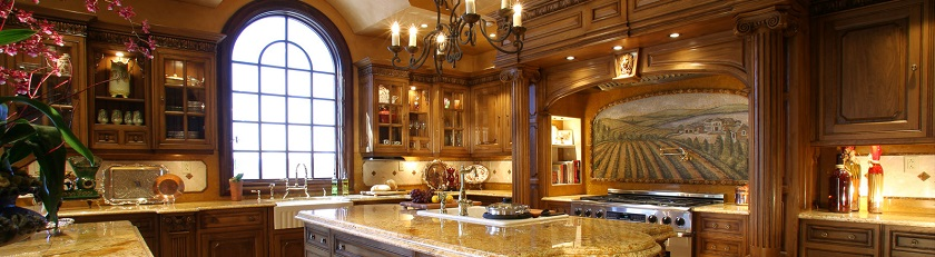 LUXURY ARAXA kitchen