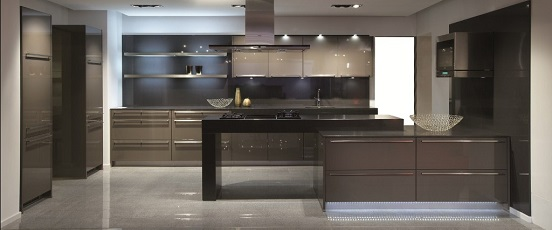 Contemporary ARAXA kitchen