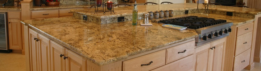ARAXA kitchen Countertop Granite